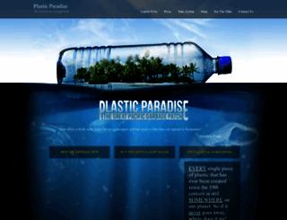 plasticparadisemovie.com screenshot