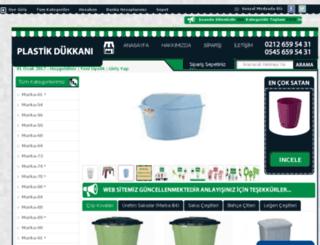 plastikdukkani.com screenshot