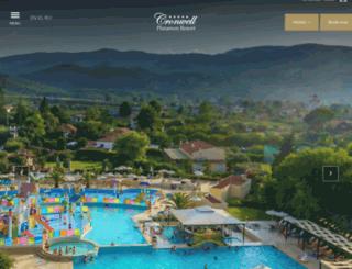 platamon.cronwell.com screenshot