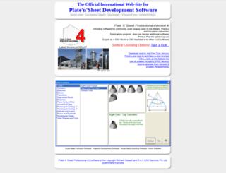 plate-n-sheet.com screenshot