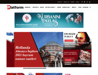 platformdergisi.com screenshot