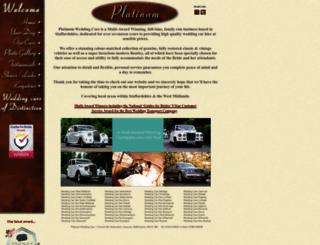 platinumcars.org screenshot