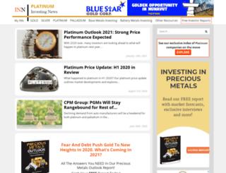 platinuminvestingnews.com screenshot