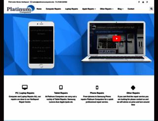 platinumpc.co.uk screenshot