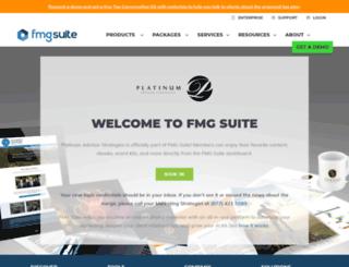 platinumstrategies.com screenshot