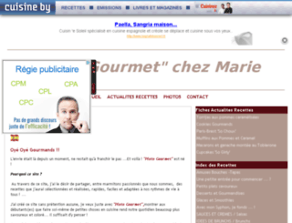 platogourmet.com screenshot