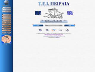 platon.teipir.gr screenshot