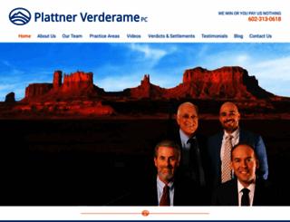 plattner-verderame.com screenshot