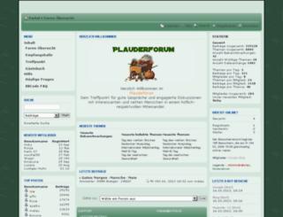 plauderforum.siteboard.eu screenshot