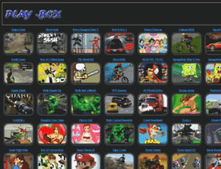 play-box.net screenshot
