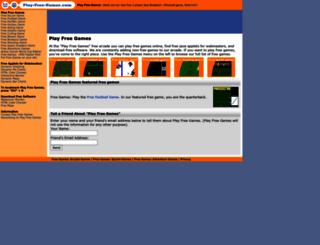 play-free-games.com screenshot