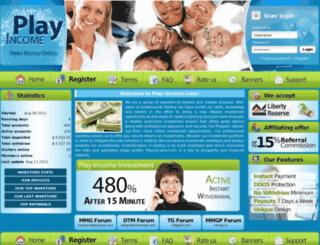 play-income.com screenshot