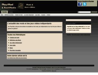 play-mod.rochmedia.com screenshot