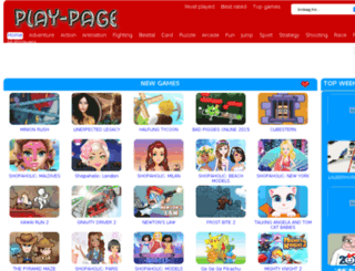 play-page.com screenshot