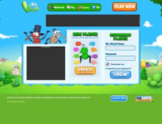play.binweevils.com screenshot