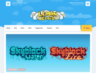 play.lemoncloud.org screenshot
