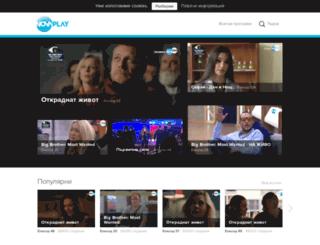 play.novatv.bg screenshot