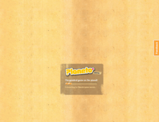 play.planeto.com screenshot