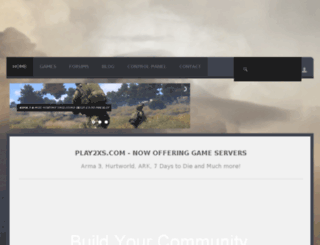 play2xs.com screenshot