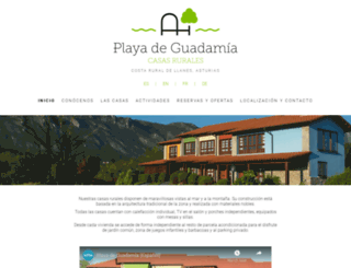 playadeguadamia.com screenshot
