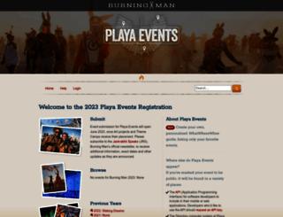 playaevents.burningman.com screenshot