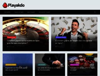 playakdo.com screenshot