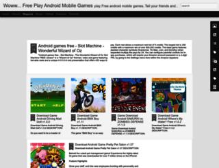 playandroidmobilegames.blogspot.com screenshot
