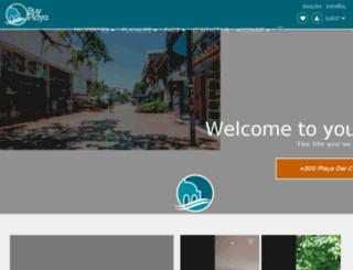 playarealtyexecutives.com screenshot