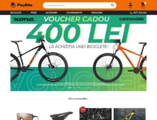 playbike.ro screenshot