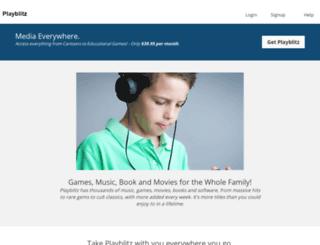 playblitz.net screenshot