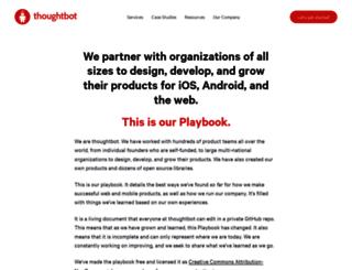 playbook.thoughtbot.com screenshot
