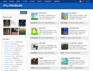 playbus.net screenshot
