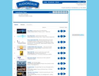 player.spacialnet.com screenshot