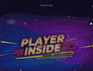 playerinside.it screenshot