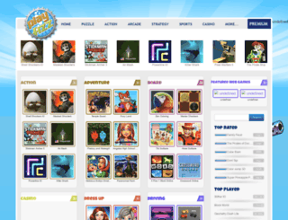 playfizz.com screenshot