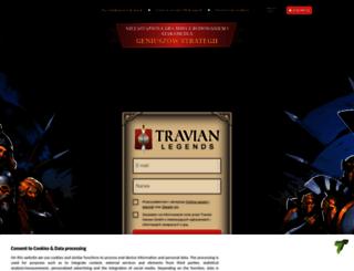 playforfree.travian.pl screenshot