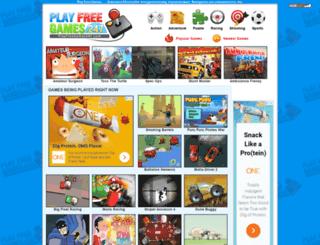 playfreegames247.com screenshot