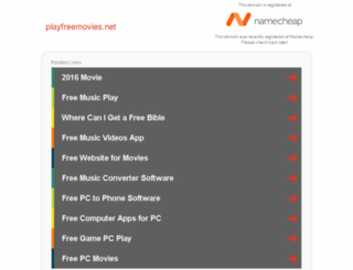 playfreemovies.net screenshot