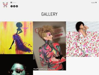 playfulfaces.com screenshot