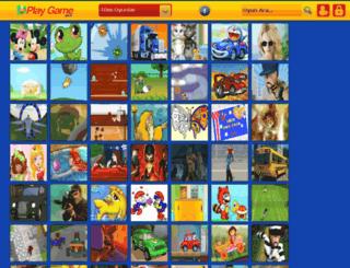 playgame.gen.tr screenshot