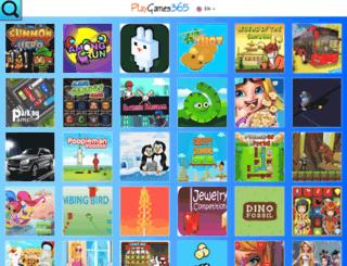 playgames365.com screenshot