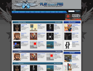 playgamespro.com screenshot