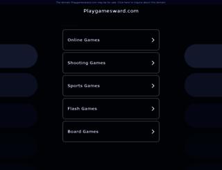 playgamesward.com screenshot