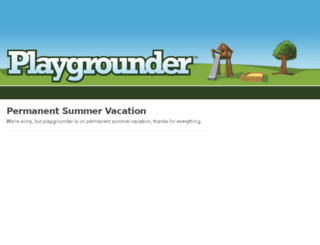 playgrounder.com screenshot