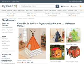 playhouses.com screenshot