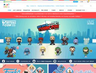 playhouseth.com screenshot
