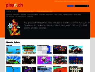 playit.ch screenshot