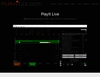 playitsoftware.com screenshot