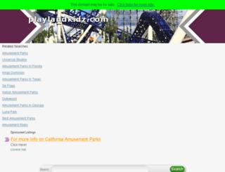 playlandkidz.com screenshot