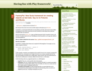playlatam.wordpress.com screenshot